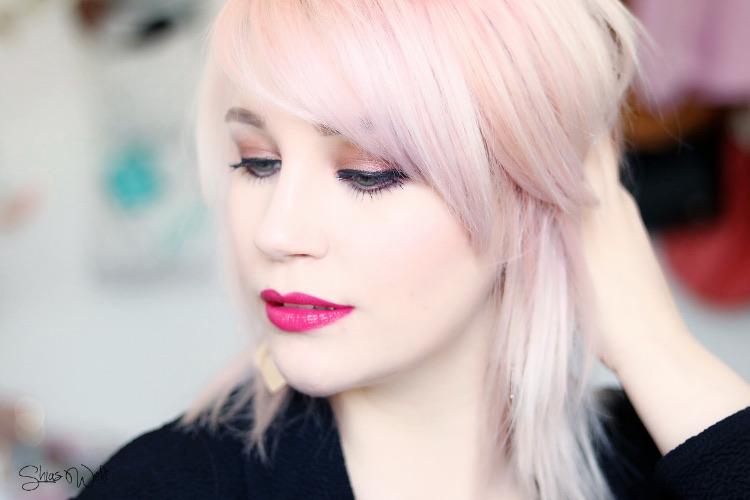 "Look Make Up LANCOME ""Matte Shaker - Magic Orange, Energy Peach, Pink Power"""