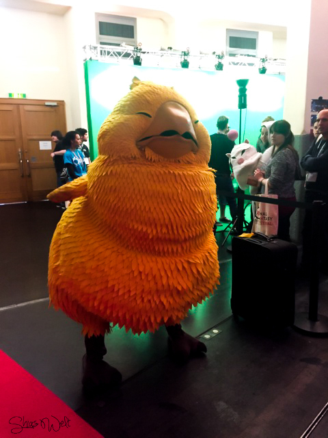 Final Fantasy Fan Festival 2017 - Frankfurt Cosplay Chocobo