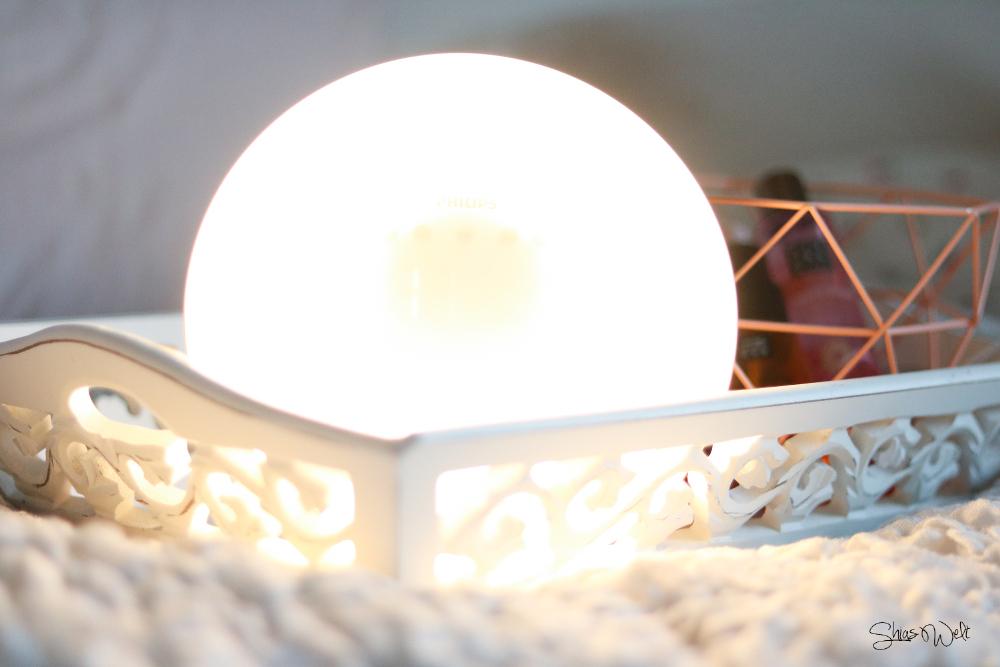 Philips Wake-up Light HF3506/05 Licht Wecker besser aufwachen Erfahrung Anwendung hilft es wirklich