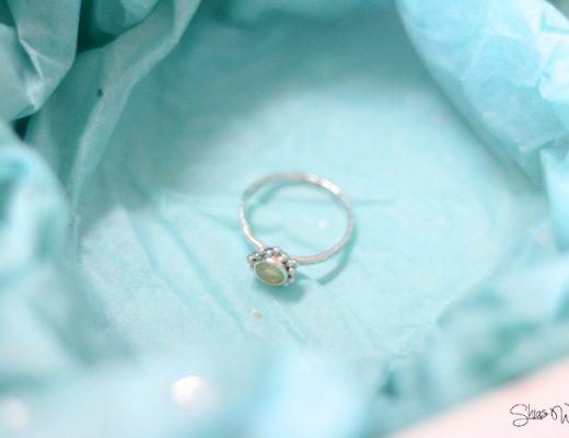 Bijoux De Chagall Princess Opal Ring