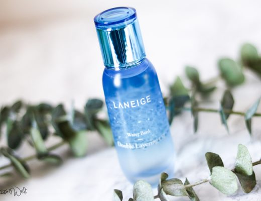Laneige Water Bank Double Layering Oil 04