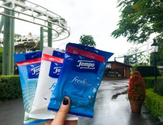 Tempo Fresh to Go - Tempo im Vergnügungspark