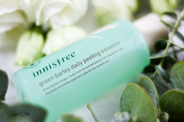 Innisfree - Green Barley Daily Peeling Essence