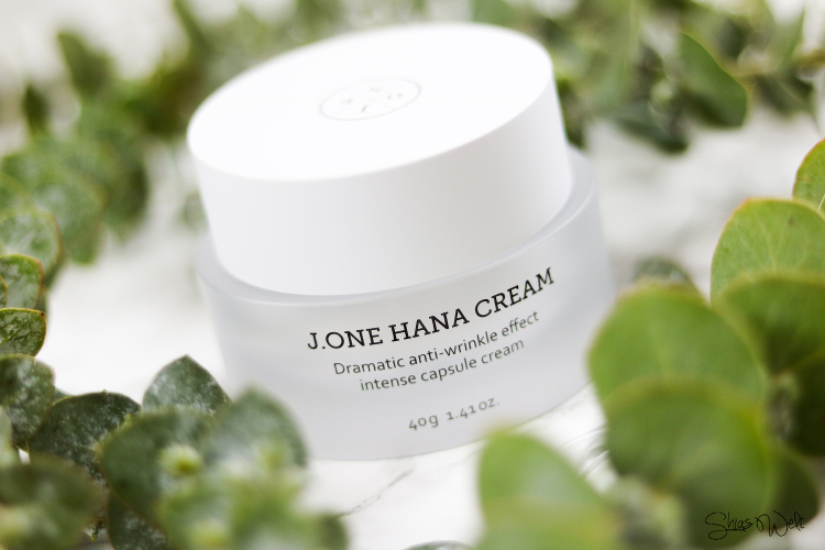 J.ONE - Hana Cream - Creme in Perlenform?!