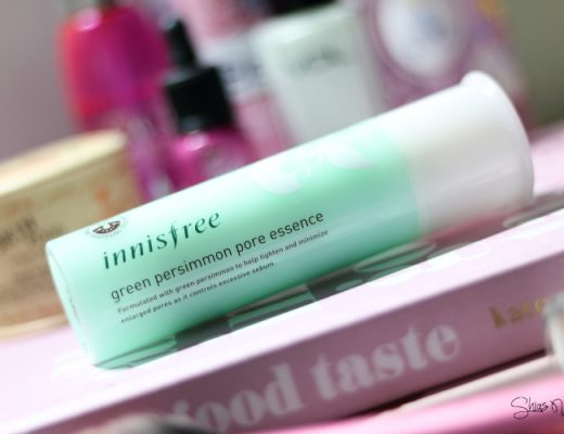 Innisfree - Green Persimmon Pore Essence