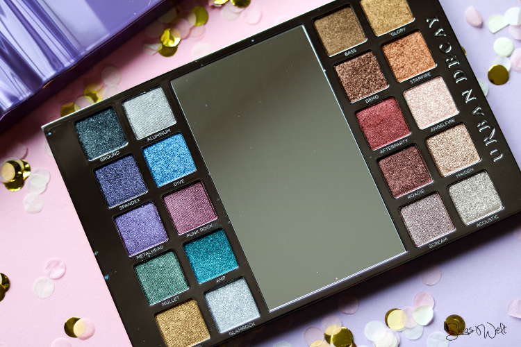 Urban Decay - Heavy Metals Palette