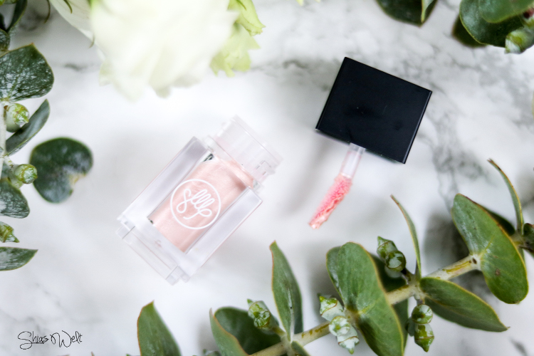 SON & PARK Aqua Gel Lip Tint & Highlighter Cube