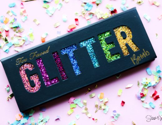 Too Faced - Glitter Eyeshadow Palette