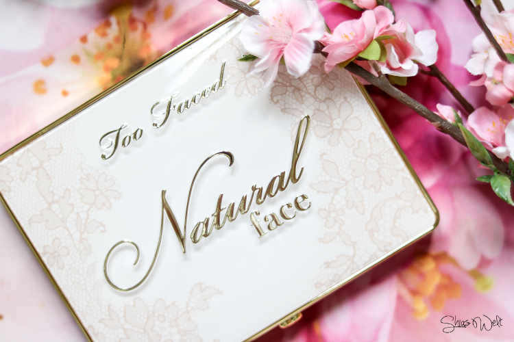 Too Faced - It Just Comes Naturally - Natural Face Palette