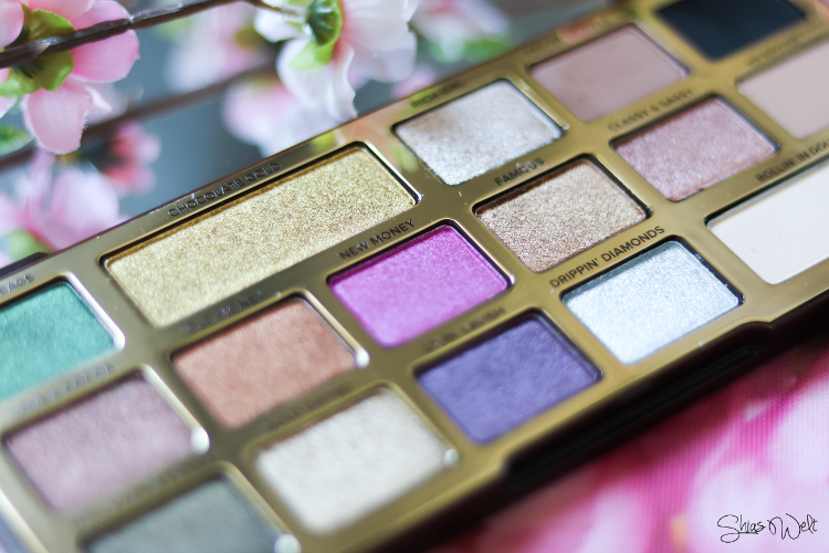 Alltagslook tauglich? Die Too Faced Chocolate Gold Palette im Test