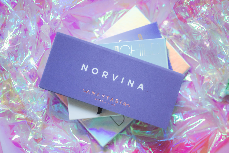 Anastasia Beverly Hills Norvina Palette + Look
