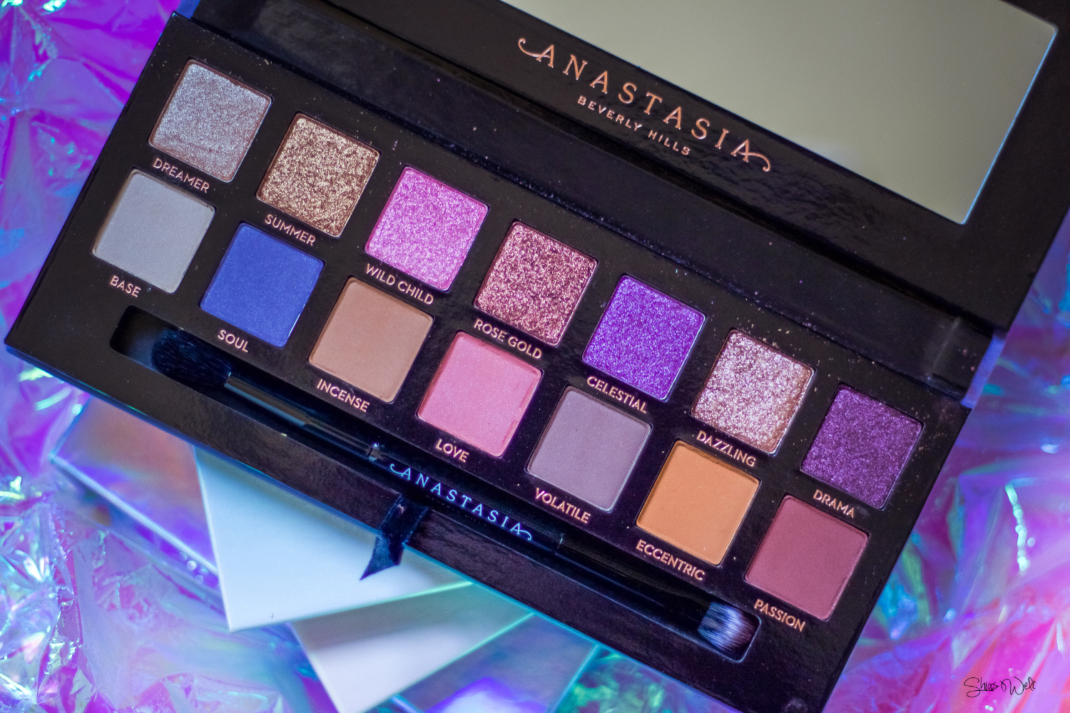 Anastasia Beverly Hills - Norvina Palette - Review+ Look