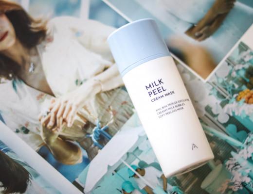 Althea - MILK PEEL CREAM MASK Review