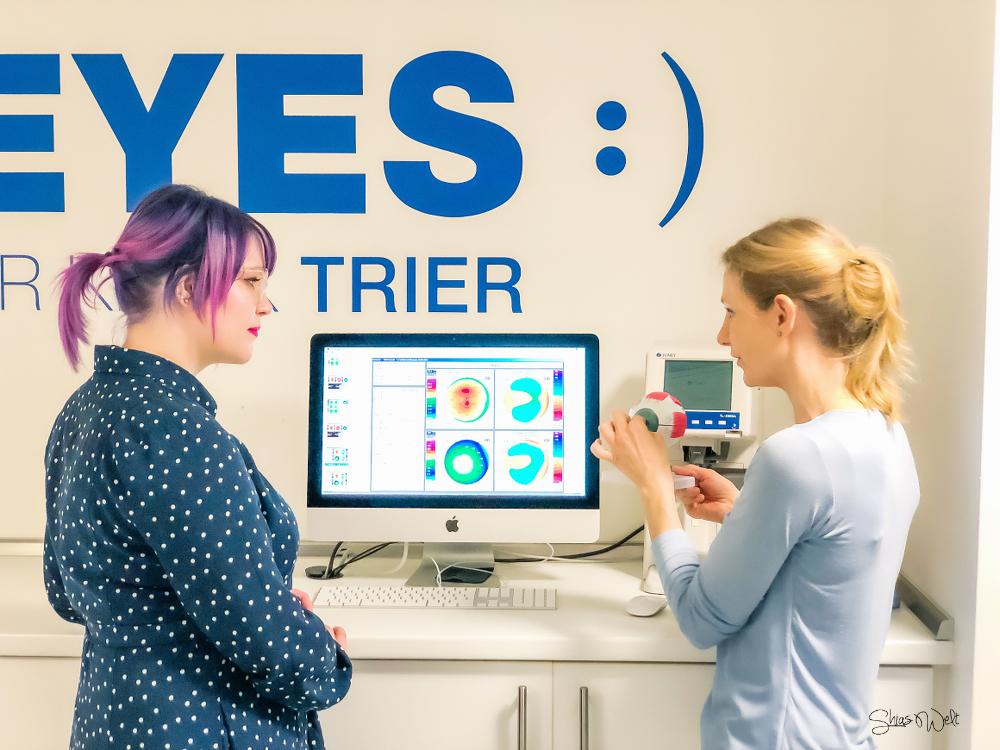 SMILE-Methode: Die Laser Op im Augenzentrum Trier + Kosten + FAQ